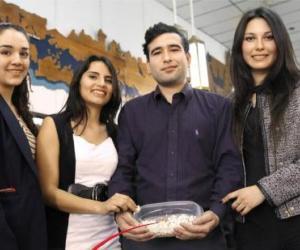 Alumnos del Departamento de Ingeniería Industrial, ganan concurso de la Universidad de Santiago.