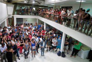 [:es]Bienvenida nuevos alumnos[:] @ Departamento Ingeniería Industrial USACH