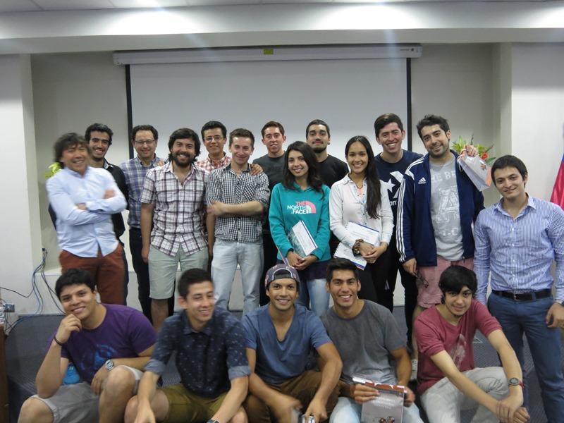 """Estudiantes de Ingeniería Industrial desarrollaron inéditas soluciones en concurso """"48 horas para Innovar"""""""