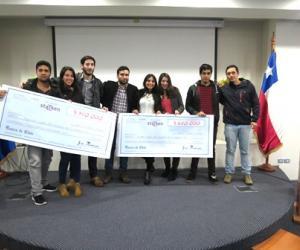 Estudiantes de Ingeniería Industrial ganan concurso de innovación con diseño de soluciones para empresa Starken del holding TURBUS