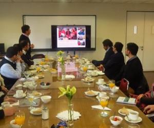 Departamento de Ingeniería Industrial se reúne con empleadores para retroalimentar y mejorar planes de estudios