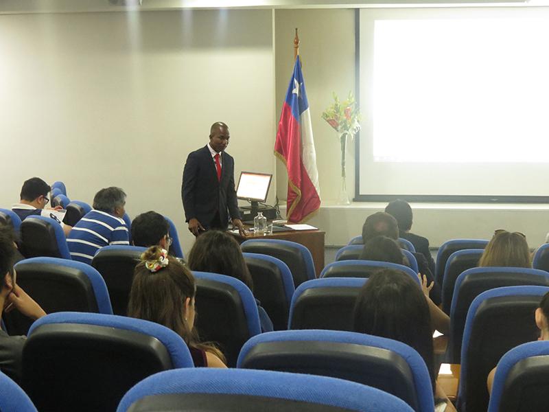 Universidad de Santiago de Chile, gradúa a nuevo Doctor en Ciencias de la Ingeniería mención Ingeniería Industrial