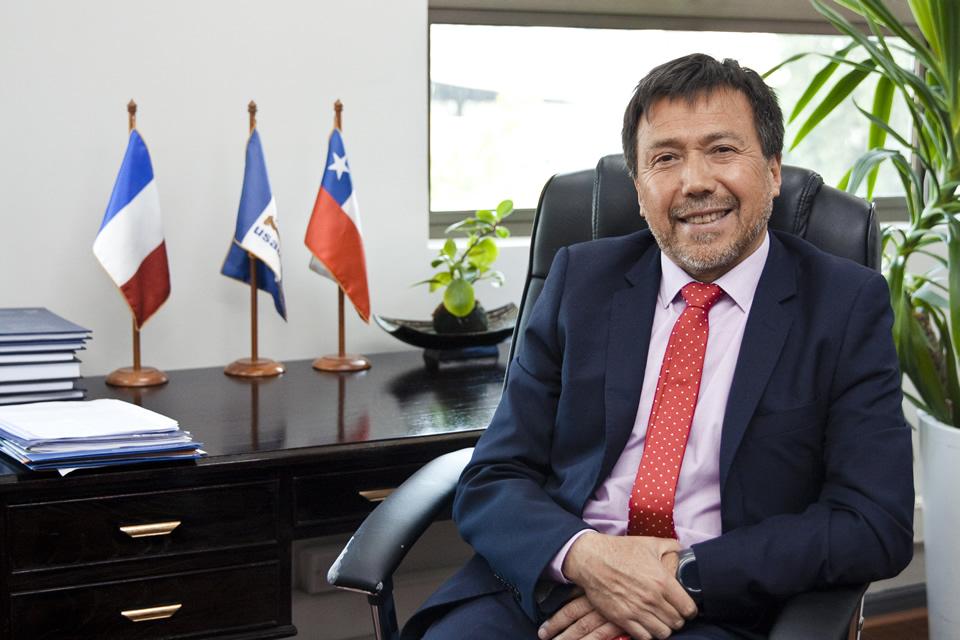 Departamento de Ingeniería Industrial reelige como Director a Dr. Miguel Alfaro Marchant