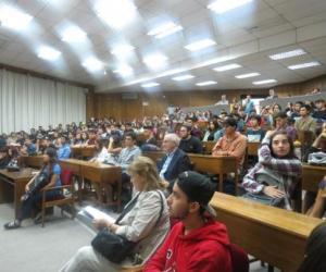 Bienvenida alumnos diurnos del Departamento de Ingeniería Industrial