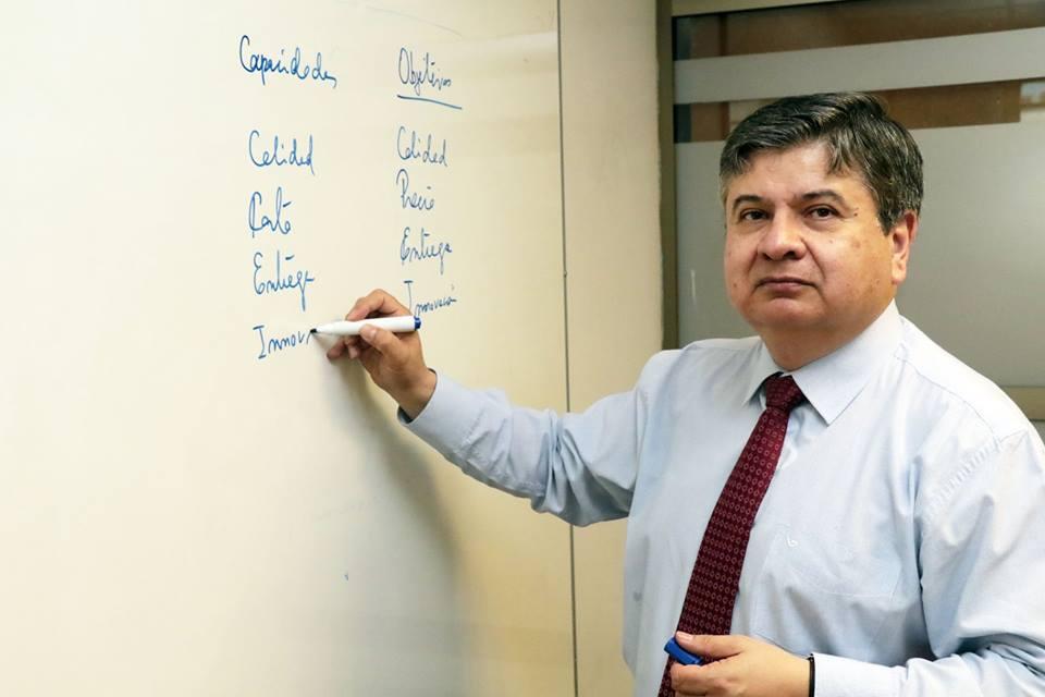 Investigador propone metodología para aumentar la competitividad de empresas manufactureras