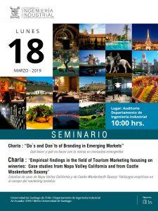 [:es]Seminario en Marketing / 18 de marzo de 2019[:] @ Departamento Ingeniería Industrial USACH