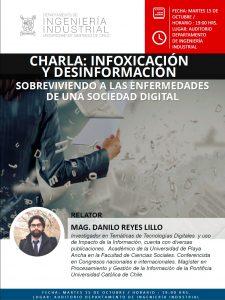 [:es]CHARLA: INFOXICACIÓN Y DESINFORMACIÓN - SOBREVIVIENDO A LAS ENFERMEDADES  DE UNA SOCIEDAD DIGITAL[:] @ Departamento Ingeniería Industrial Universidad de Santiago de Chile