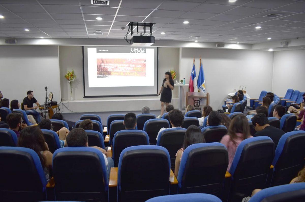 (English) Estudiantes de Ingeniería Industrial convocaron a expertos en economía circular en XXXVI Simposio del Laboratorio de Emprendimiento Organizacional