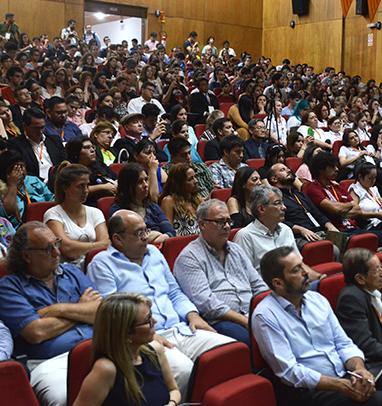 Estudiantes del Departamento de Ingeniería Industrial destacan en jornadas de jóvenes investigadores en Brasil