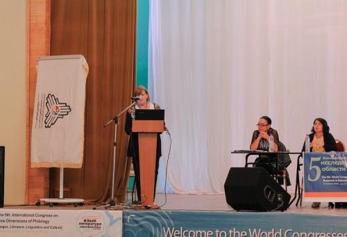 Académicos del DIIND exponen en congreso mundial de investigación en educación en Rusia
