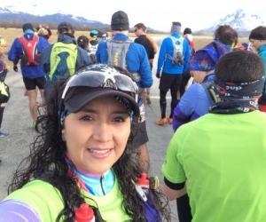 Estudiante del Doctorado en Ingeniería Industrial obtiene tercer lugar en maratón de montaña en la Patagonia