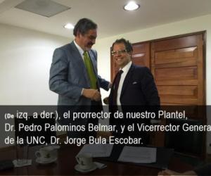 Nuestro Plantel y Universidad Nacional de Colombia fortalecen lazos en docencia, movilidad e investigación