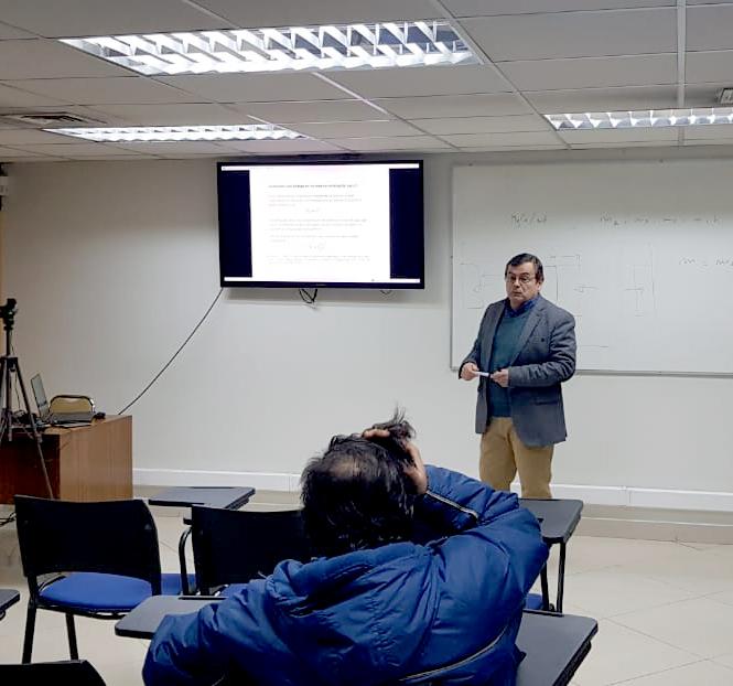 Dr. Iván Derpich propone nueva forma de redistribuir el espacio de bodega minimizando la contaminación