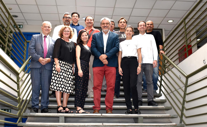 Programa Centro Smart City Lab fortalece su vínculo internacional